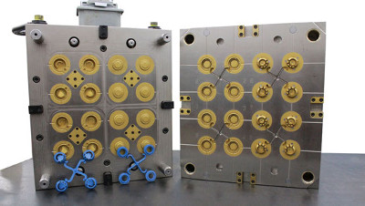 Plastic Molds cryogenic treatment