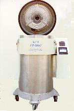 CP-200vi Cryoprocessor using vacuum insulation